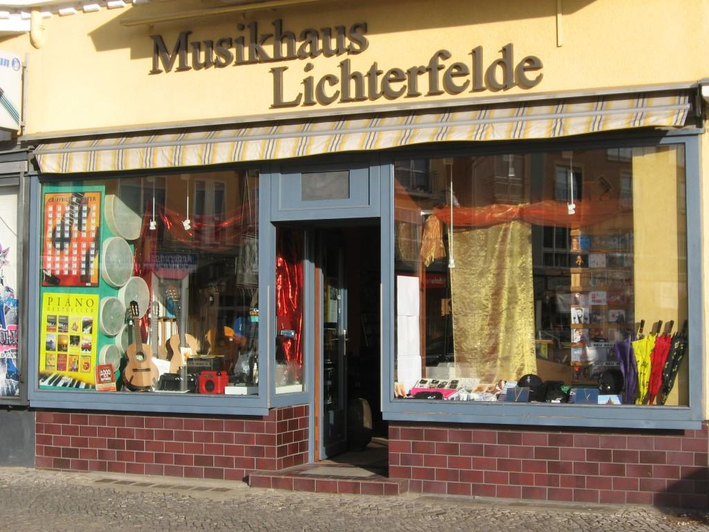 Musikhaus Lichterfelde